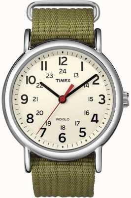 Timex Analógico de quartzo para homens T2N651