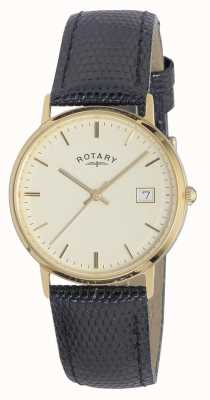 Rotary Mens ouro 18k GS11876/03
