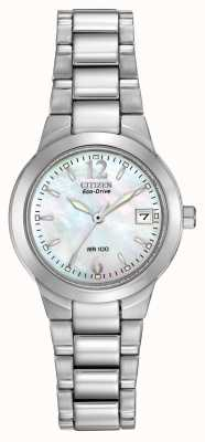 Citizen Womens eco-drive silhueta EW1670-59D