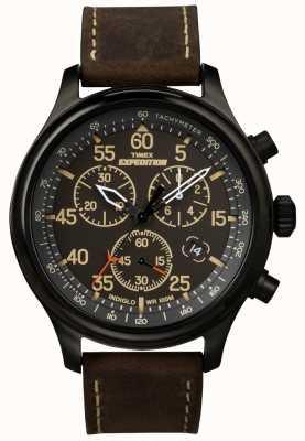 Timex Relógio cronógrafo de expedição de Gent T49905