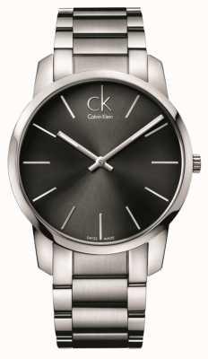 Calvin Klein Relógio da cidade de Gent K2G21161
