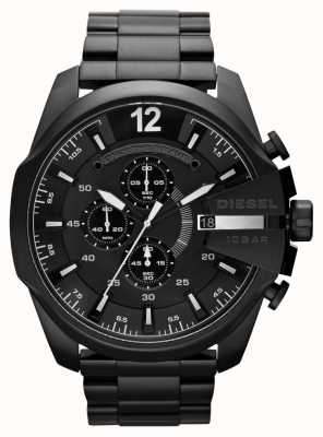 Diesel Relógio de cronógrafo do mega chefe de Gent DZ4283
