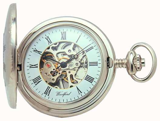 Woodford Relógio de bolso mecânico 1020