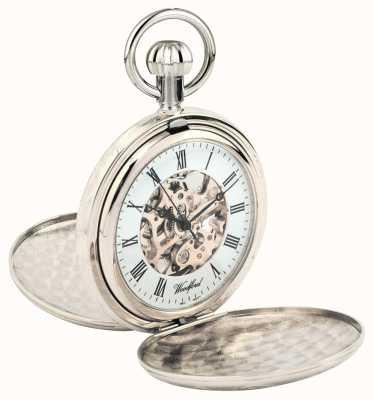 Woodford Relógio cheio do esqueleto do caçador 1062