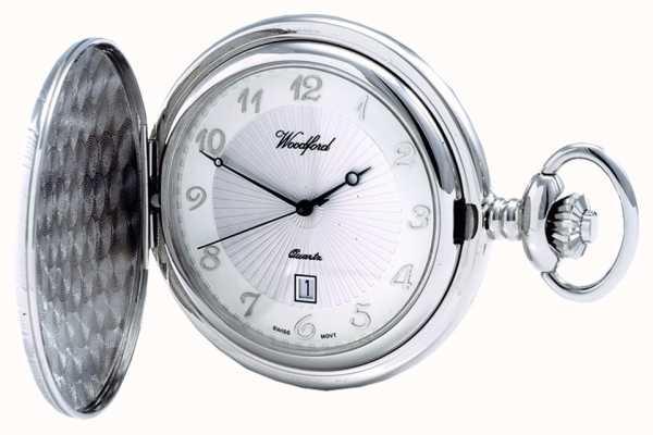 Woodford Relógio de bolso completo do caçador 1215