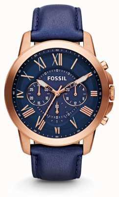 Fossil Relógio de cronógrafo cronômetro para homens FS4835