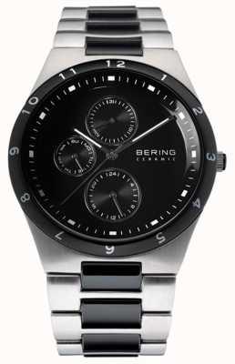 Bering Relógio de cerâmica masculino 32339-742