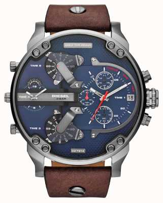 Diesel Cronógrafo do Sr. Daddy 2.0 mens DZ7314