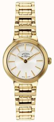 Rotary Relógio de ouro originales LB90084/02
