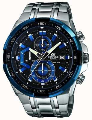 Casio Relógio edifice para homem EFR-539D-1A2VUEF