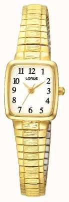 Lorus Relógio clássico de ouro das senhoras RPH56AX9