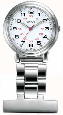 Lorus Relógio unissex para enfermeira RG251CX9