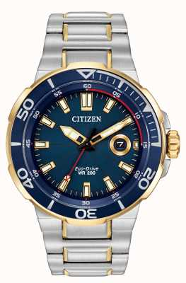 Citizen Mens effort sco-drive watch AW1424-54L