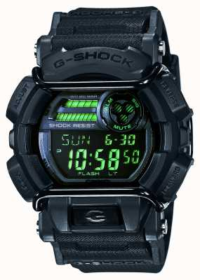 Casio G-shock mens black stealth timer GD-400MB-1ER