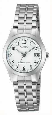 Lorus Aço inoxidável para mulheres RH767AX9