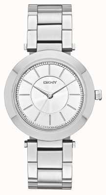 DKNY Stanhope 2.0 de aço inoxidável feminino NY2285
