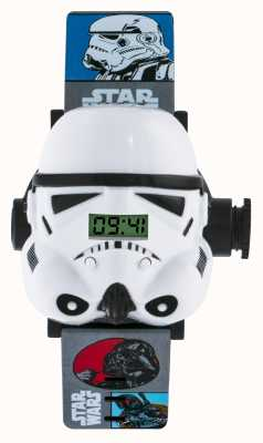 Star Wars Stormtrooper watch character projector STM3429
