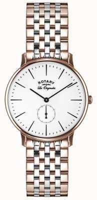 Rotary Mens les originales dois tons GB90057/06