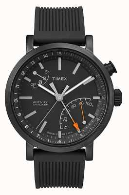 Timex Indiglo metropolitano + rastreador de atividade bluetooth TWG012600