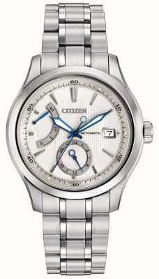 Citizen Automatic grand classic mens stainless steel NB3010-52A