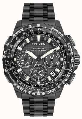 Citizen Promaster navihawk gps super titânio preto CC9025-85E