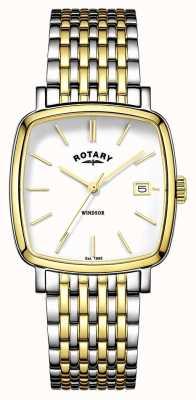 Rotary Mens relojoaria windsor GB05306/01