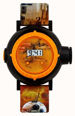 Star Wars O projetor Bb8 exibe 10 imagens SWM3116