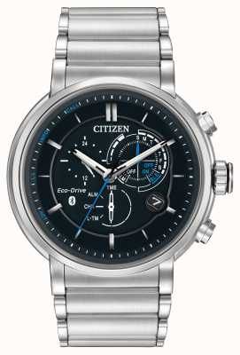 Citizen Mens proximidade bluetooth smartwatch eco-drive BZ1000-54E