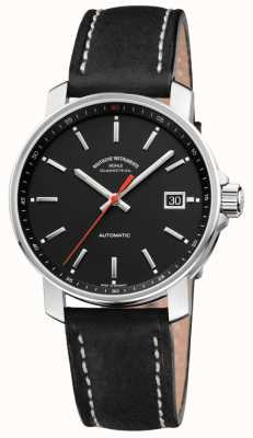 Muhle Glashutte Relógio automático 29er | pulseira de couro preta M1-25-23-LB
