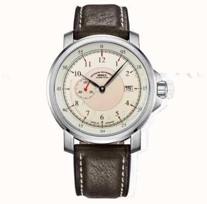 Muhle Glashutte M29 clássico kleine sekunde relógio automático M1-25-67-LB