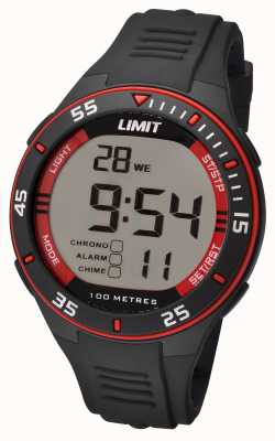 Limit Mens digital pulseira de discagem digital 5572.24
