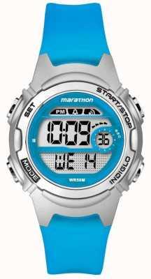Timex Maratona de alarme para crianças cronógrafo azul TW5K96900