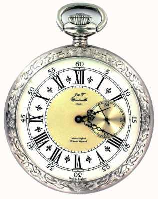 J&T Windmills Mens o relógio de bolso milton WGP10001/50