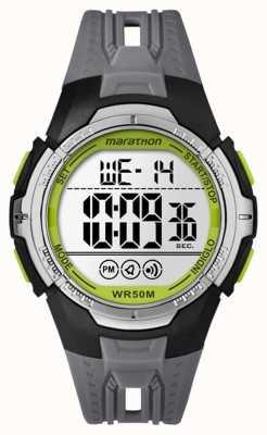 Timex Unissex maratona digital preto tamanho completo TW5M06700