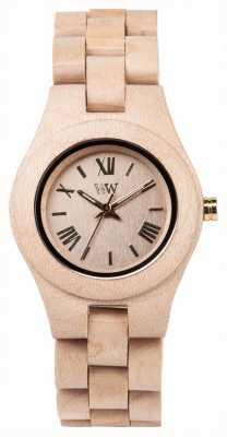 WeWood Bracelete de madeira bege para mulher 70210200