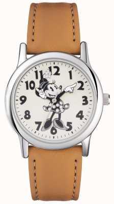 Disney Adult Estojo prateado Minnie mouse MN1550
