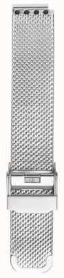 Bering Pulseira de malha de prata milanesa da mulher PT-15531-BMCX