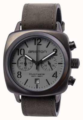 Briston Mens chifre de aço clássico clubmaster 15140.SPG.C.12.LVB