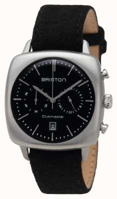 Briston Mens clubmaster aço vintage preto 16140.S.V.1.LFB