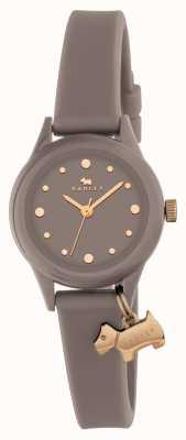 Radley Marcadores femininos com pulseira cinza 'watch it' RY2322
