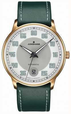 Junghans Meister motorista relógio automático 027/7711.00