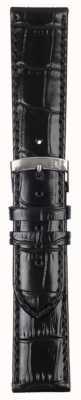 Morellato Alça somente - samba jacaré bezerro preto 16mm A01X2704656019CR16