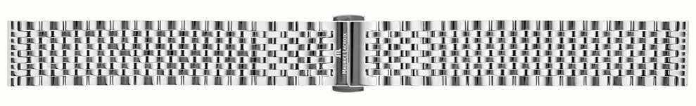 Maurice Lacroix Cinta de pulseira milanesa de aço inoxidável de apenas 16 mm ML450-005001