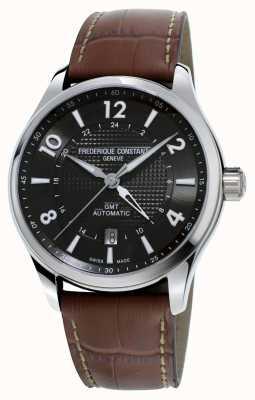 Frederique Constant Edição limitada de runabout auto watch e modelo de barco FC-350RMG5B6