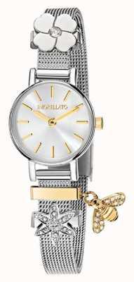 Morellato Relógio de charme de aço inoxidável de tesori das mulheres R0153122576