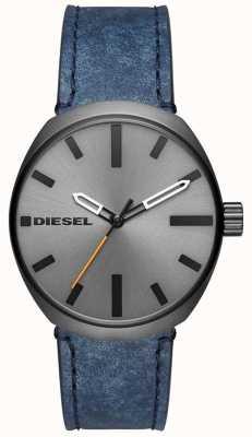 Diesel Mens klutch gun metal DZ1832