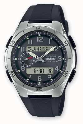Casio Mens relógio movido a energia solar waveceptor WVA-M650-1A2ER