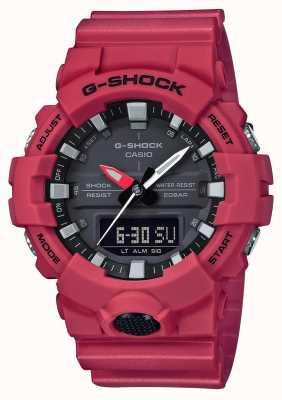 Casio Relógio de pulso multifuncional GA-800-4AER