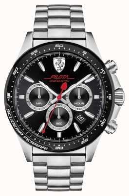 Scuderia Ferrari Aço inoxidável Pilota 0830393