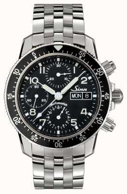 Sinn 103 st um clássico piloto crono link fino de aço inoxidável 103.061 FINE BRACELET